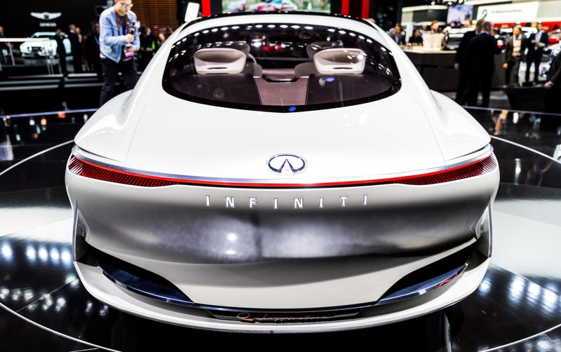 Infiniti To Go Electric And Hybrid After 2021, Leaving ...