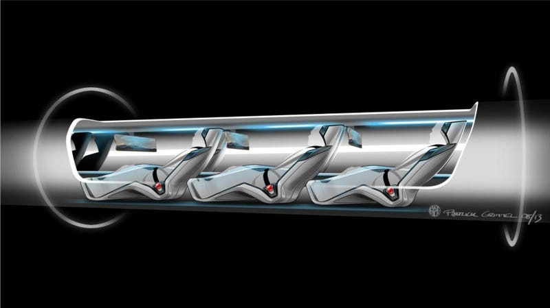 Illustration for article titled Hyperloop: Private or Public Infrastructure?