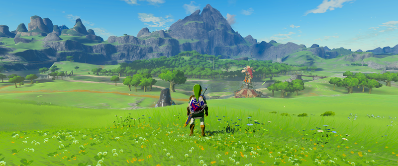 Illustration for article titled Breath Of The Wild Is Now Looking Even Better On PC