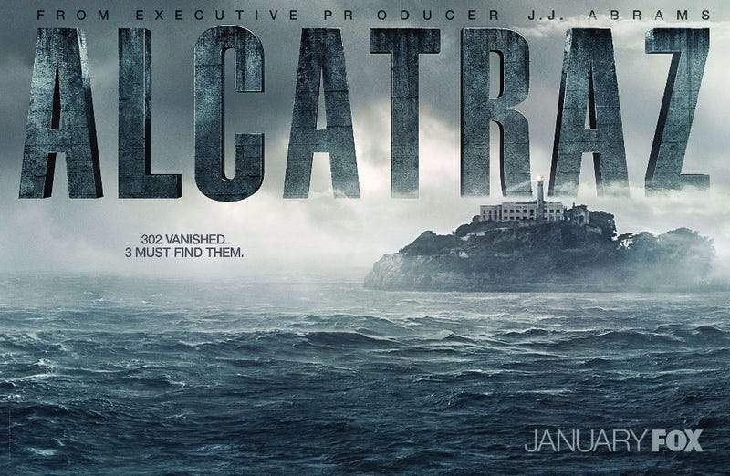 Illustration for article titled Alcatraz Promo Poster Gallery