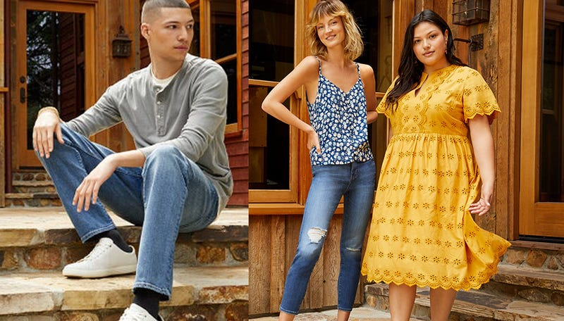 Madewell Women's Clothing, Men's Clothing, and Shoes | Nordstrom Rack