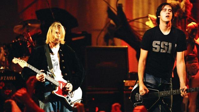 Nirvana's Krist Novoselic believes Nevermind masters lost in Universal fire