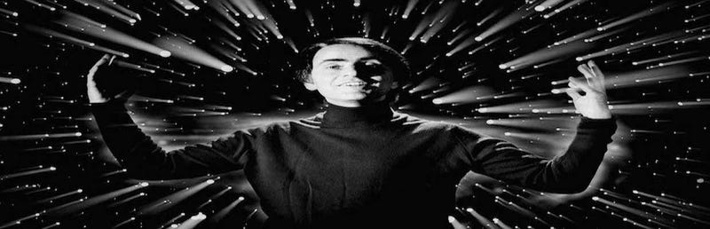 Illustration for article titled Carl Sagan Saying 'Billion.' Once. In Slow Motion. For One Hour.