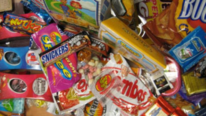 Illustration for article titled All Candy Expo 2008: Like kids in some kind of a store