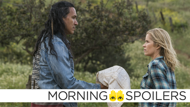 Updates From Silver and Black, Fear the Walking Dead, and More