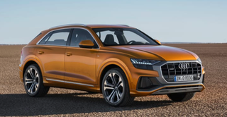 Illustration for article titled new Audi Q8