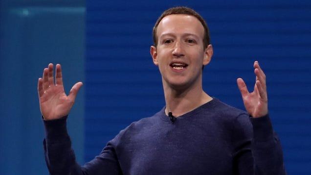 Mark Zuckerberg: Everything Is Fine, Actually