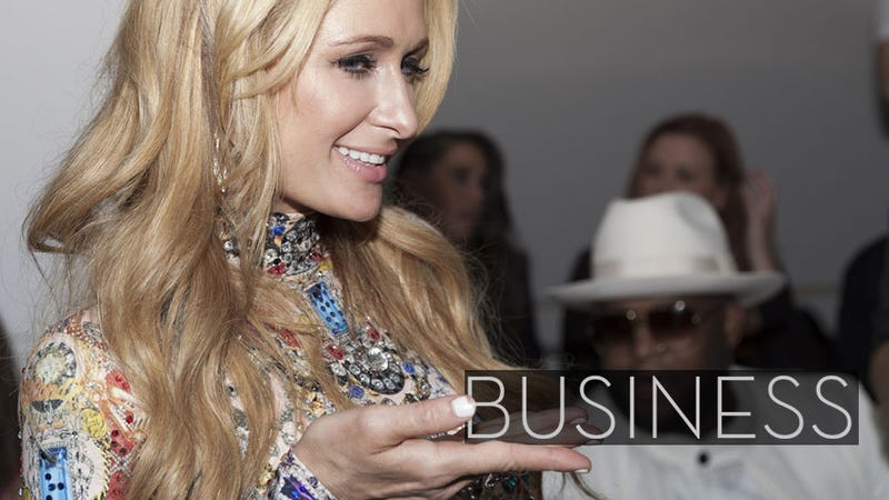 Illustration for article titled This Week In The Business: Paris Hilton's Just Not Worth It