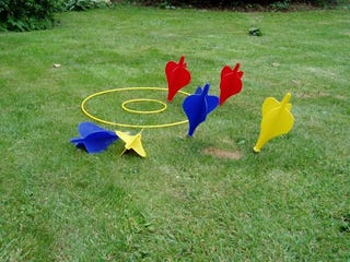 Illustration for article titled Lawn Darts Are Back, Deadlier Than Ever