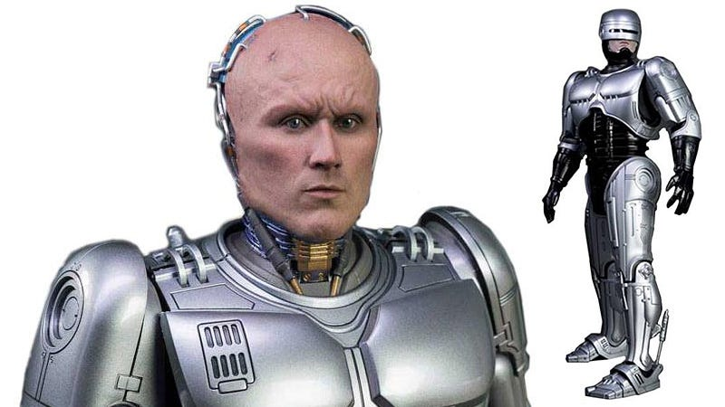 Illustration for article titled Maybe This 1/4 Scale Robocop Figure Is Too Realistic
