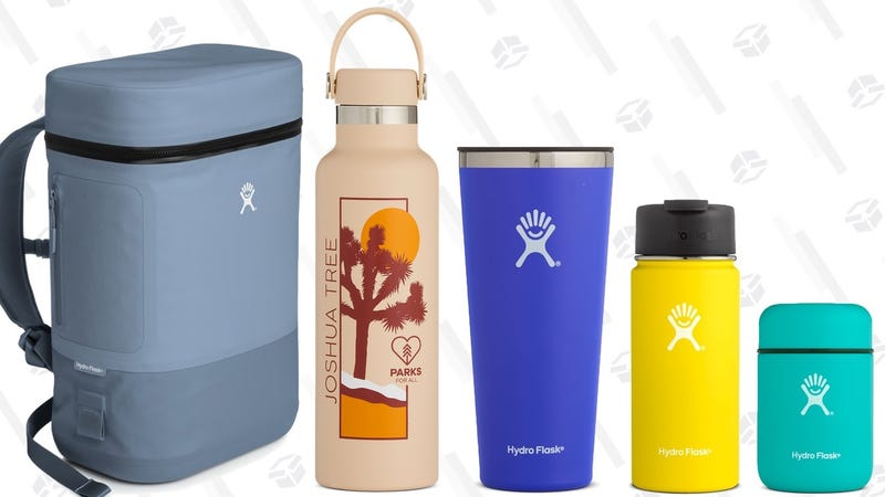25% Off Sitewide | Hydro Flask | Discount shown at checkout. Use code COLDH20 for free upgraded shipping