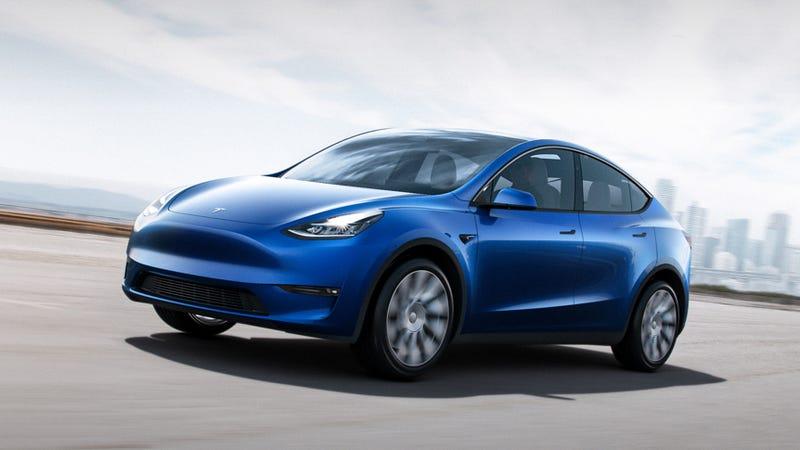 Tesla Model Y: This Is It
