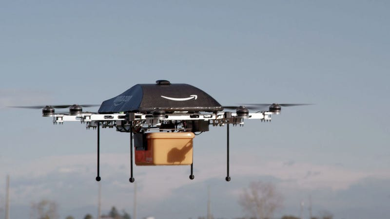 Illustration for article titled New Ruling Means Commercial Drones Are Finally Legal… Sort Of