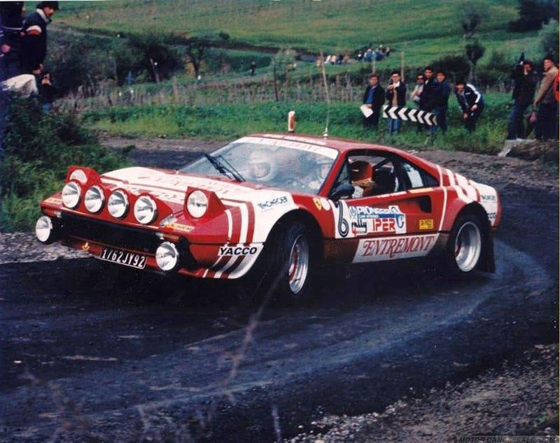 Illustration for article titled Drift Ferrari V.1.0