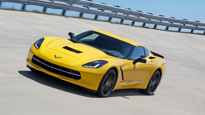 Illustration for article titled The 2014 Corvette Stingray Does 0 To 60 MPH In Just 3.8 Seconds