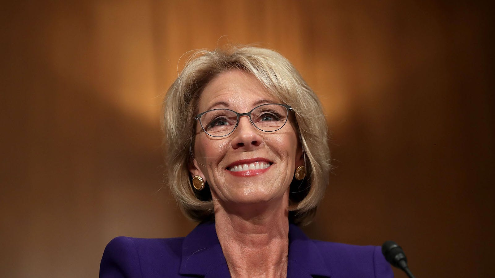 Betsy DeVos's Confirmation Might Be in Trouble, But ...