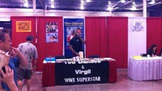 Virgil Wrestler Alone