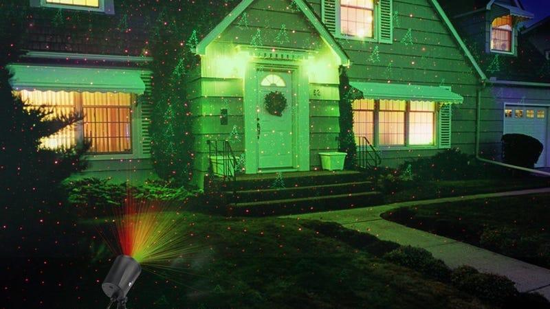 1byone Outdoor Laser Light, $34