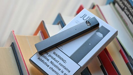 Juul Rep Reportedly Told Class of Teens Vaping Is