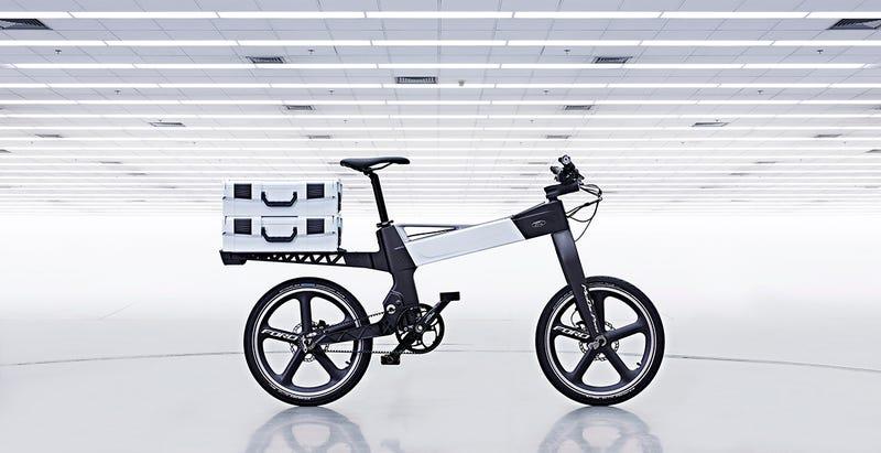 Illustration for article titled Lo nuevo de Ford: bicis eléctricas que leen el tráfico y tu corazón