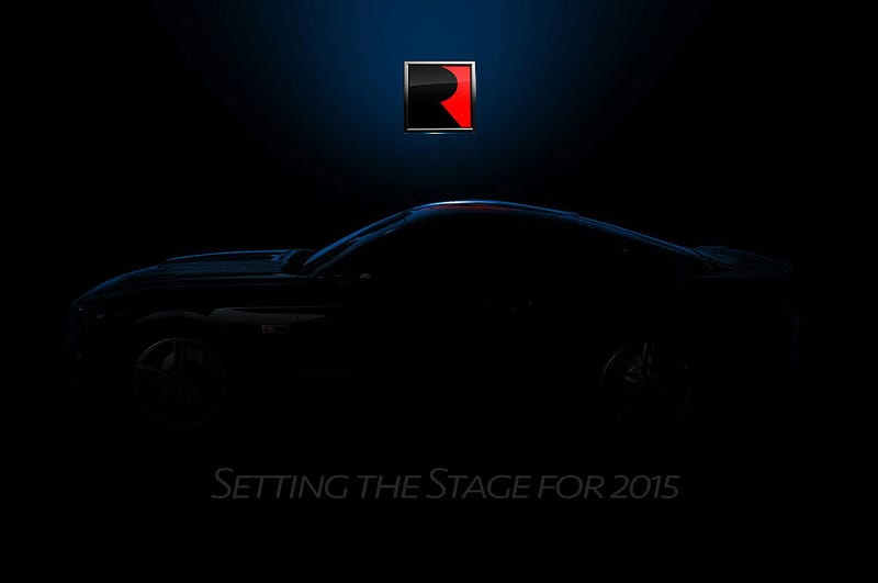 Illustration for article titled Roush Previews Their Inevitably Kickass 2015 Ford Mustang