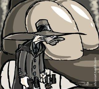 Illustration for article titled Let's get dangerous!