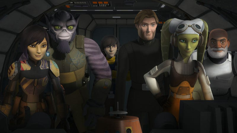 The Ending of Star Wars Rebels Was Perfect Because It Was Also a