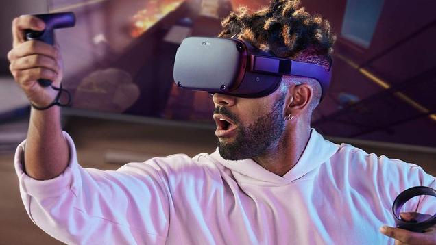 Get a Refurbished Oculus Quest VR Headset for Just $199