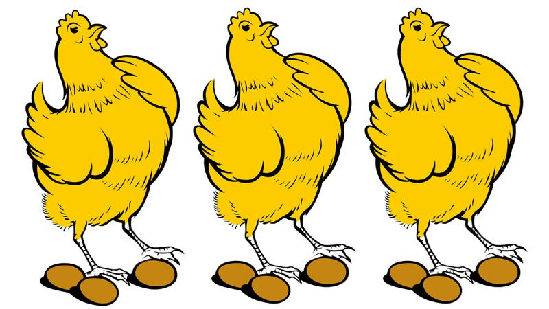 Illustration for article titled Is Toxic Chicken Causing Your UTIs?