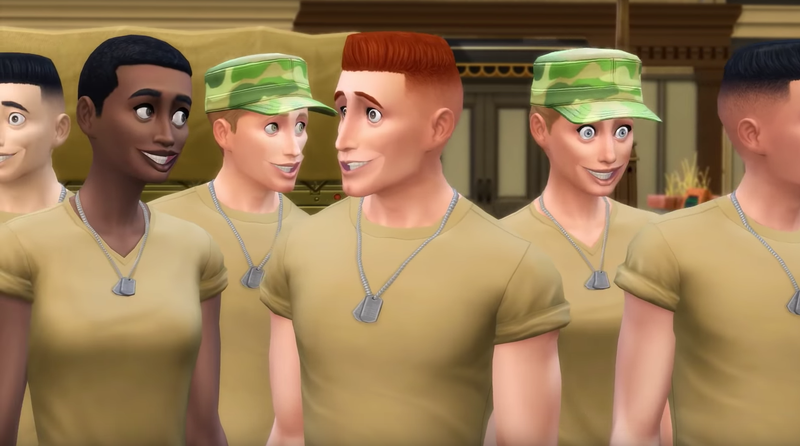 The Sims 4's Upcoming Alien Hijinks Are Optional