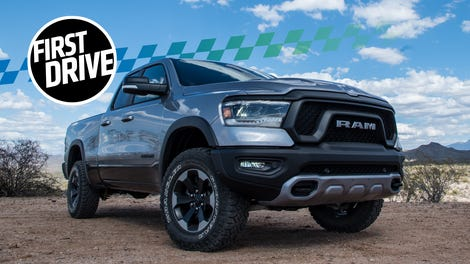 How The 2019 Ram 1500 Tradesman Becomes A $45,000 Work Truck