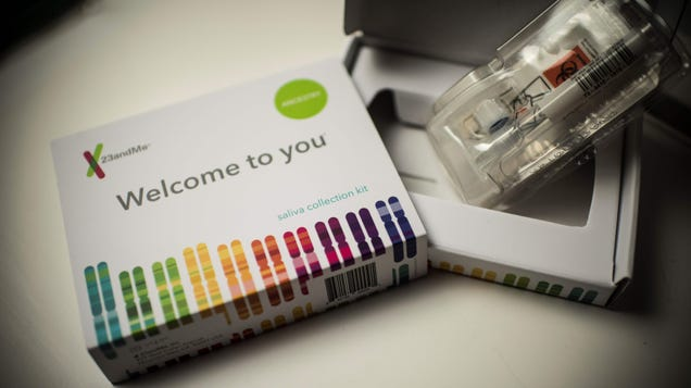 Pentagon Warns Military Members Against At-Home DNA Tests