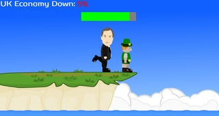 """Illustration for article titled UK Politician Upset About """"Racist"""" Parody Game"""