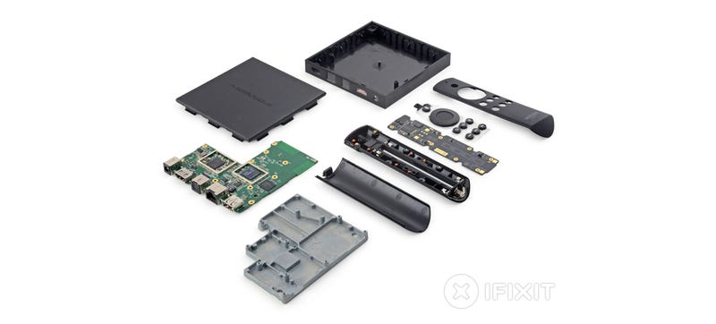 Illustration for article titled Amazon Fire TV Teardown: Rock Solid Guts But Expect Some Heat