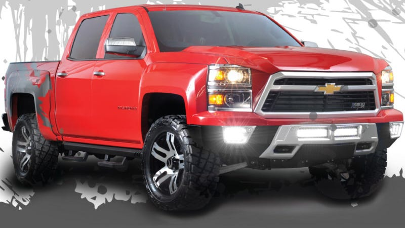 Reaper Truck For Sale >> Is The Chevrolet Reaper A Real Raptor Killer Or Dealership Side Show