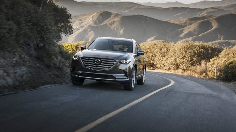 Illustration for article titled The 2016 Mazda CX-9 Has Plenty Of Real World Power, So Shut Up Already
