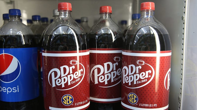 Illustration for article titled Humble Dr Pepper modestly nominates self as Texas' official soft drink