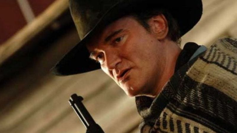 Illustration for article titled Quentin Tarantino's Django Unchained will be released on Christmas Day, 2012
