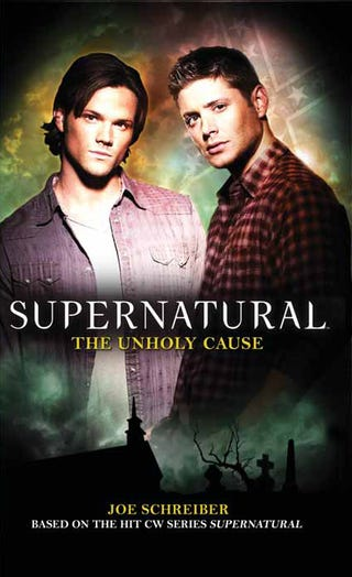 """Illustration for article titled Read An Exclusive Excerpt From New Supernatural Novel, """"The Unholy Cause"""""""