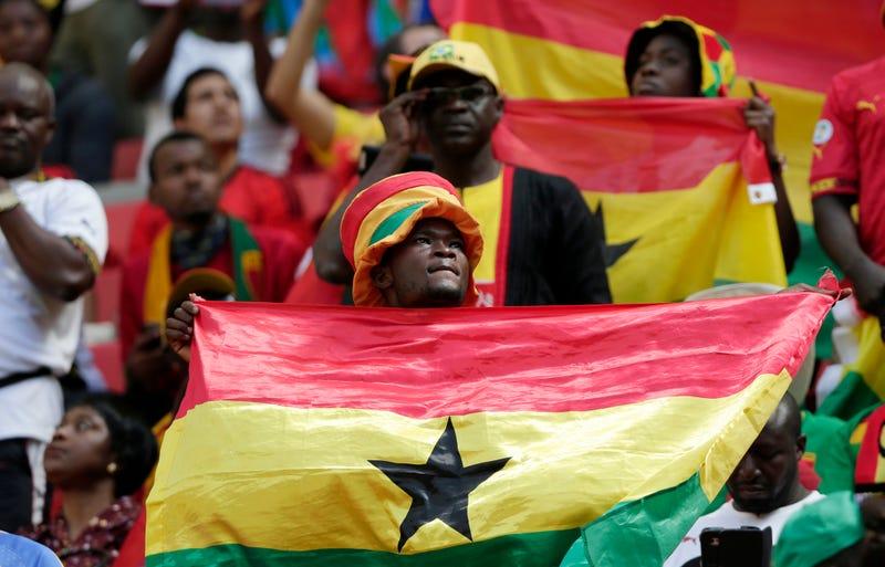 Illustration for article titled Hundreds Of Ghana Fans Have Sought Asylum In Brazil