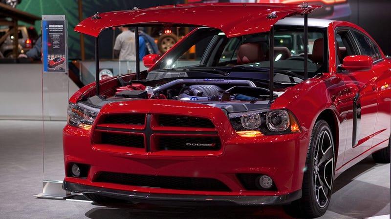 Illustration for article titled Dodge Charger Redline 426: So Hot It's Illegal