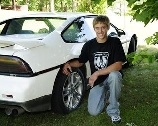 Illustration for article titled Fiero Enthusiast Tyler Shipman Passes Away