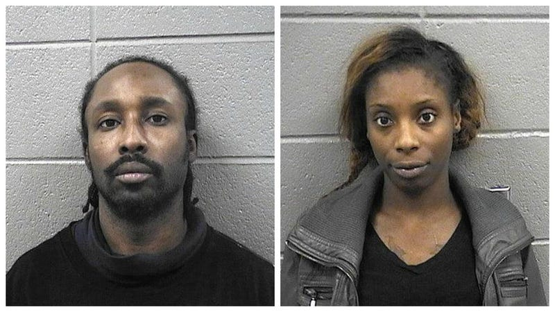 Ambrosia Clemons, 36, and Kearita Ladd, 23, are facing multiple charges after allegedly prostituting a 13-year-old girl.Cook County (Ill.) Sheriff's Office