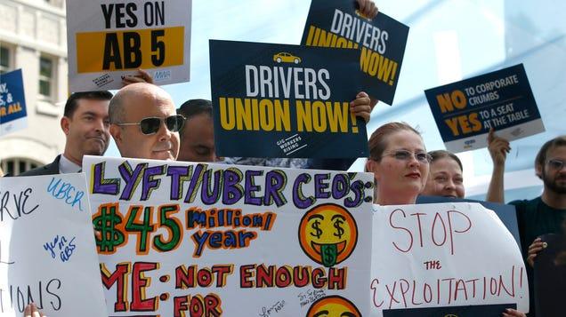 Uber To California: Make Us
