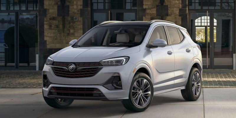Illustration for article titled Its worst than we thought: here's the Buick Encore GX