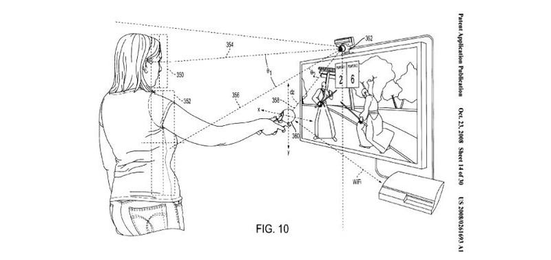 Illustration for article titled Report: Sony To Debut New Motion-Sensing Controller