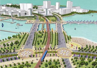 Illustration for article titled San Juan Is Getting a $1.5 Billion Transformation Into a Walking City