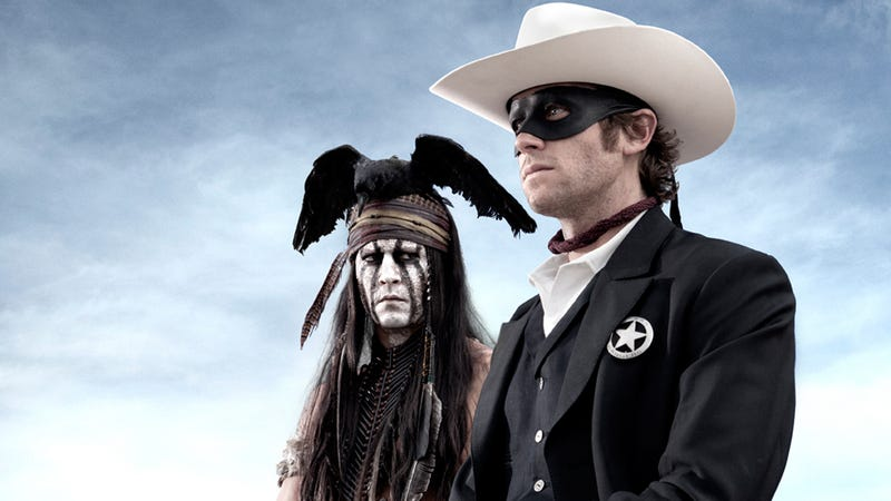 Illustration for article titled Johnny Depp Adopted by Comanche Nation; Should We Drop Charges of Redface?