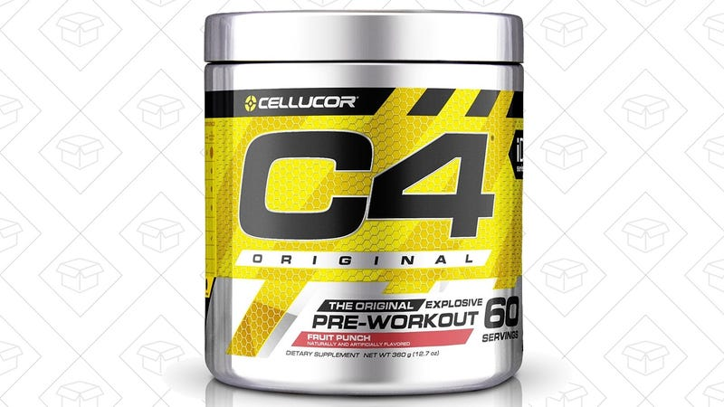 $6 off C4 by Cullucor. Discount shown at checkout.