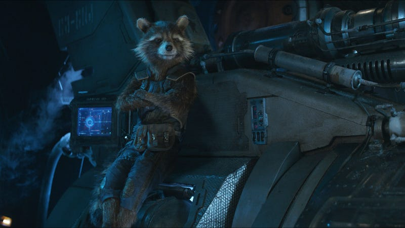 We, along with the still-alive Rocket Raccoon, are waiting.